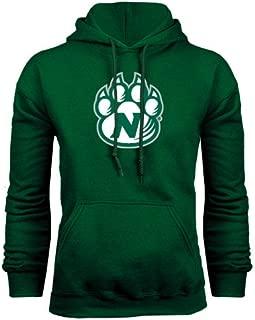 CollegeFanGear Northwest Missouri State Dark Green Fleece Hood 'Official Logo'