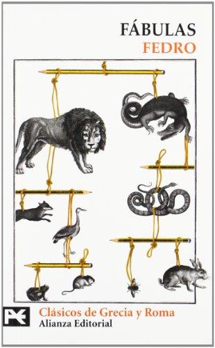 Fábulas (El libro de bolsillo - Bibliotecas temáticas - Biblioteca de clásicos de Grecia y Roma)