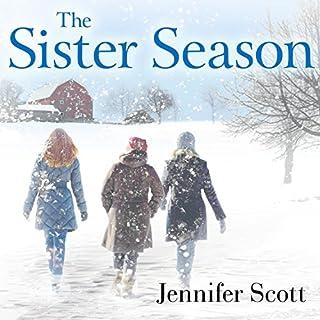 The Sister Season audiobook cover art