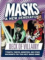 Magpie Games マスク - Deck of Villainy SW