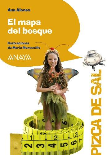 El mapa del bosque (LITERATURA INFANTIL (6-11 años) - Pizca de Sal)