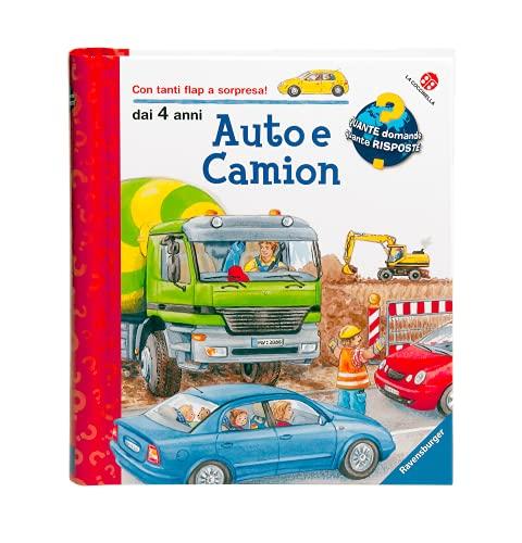 Auto e camion. Ediz. a colori