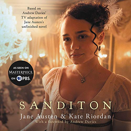 Sanditon Audiobook By Jane Austen, Kate Riordan cover art