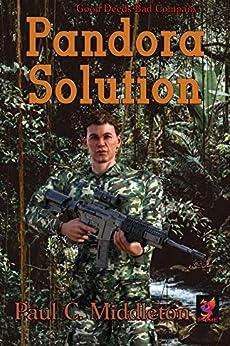 The Pandora Solution (The Pandora Battalion Book 1) by [Paul C.  Middleton, Kat Lind]