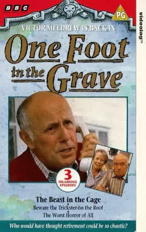 One Foot In The Grave - The Beast In The Cage