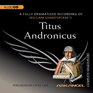 Titus Andronicus cover art