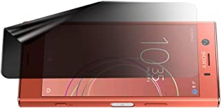 Celicious Privacy Lite (Landscape) 2-Way Anti-Glare Anti-Spy Filter Screen Protector Film Compatible with Sony Xperia XZ1 ...