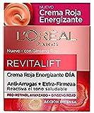 L'Oréal Paris Revitalift, Crema de Día Antiarrugas Energizante con Ginseng Rojo - 50 ml
