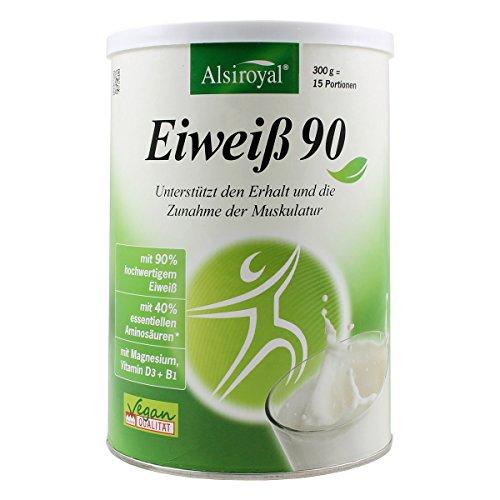 Eiweiß 90, glutenfrei, vegan (300 g)
