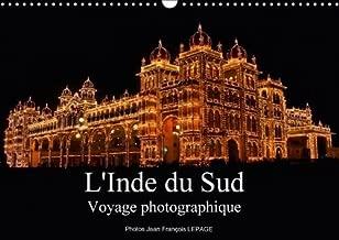 L'Inde Du Sud Voyage Photographique 2018: Regard Sur L'inde Du Sud, Le Kerala Et Le Tamil Nadu (Calvendo Places) (French Edition)