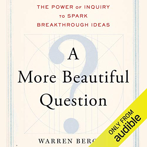 Page de couverture de A More Beautiful Question