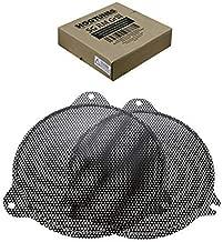 Hogtunes SGRM Metal Mesh Replacement Front Speaker Grilles for 2014+ Harley-Davidson FLH Touring Models - SGRM Grill SGRM Grill