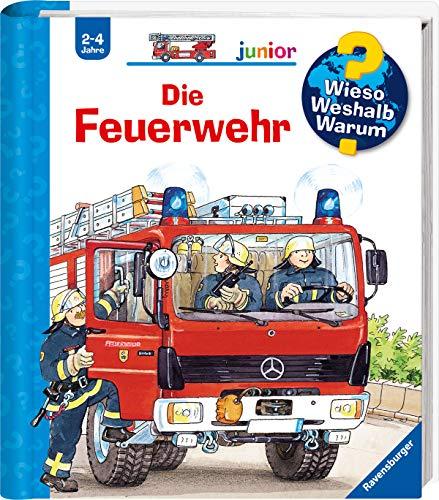 Die Feuerwehr (Wieso? Weshalb? Warum? junior, 2)