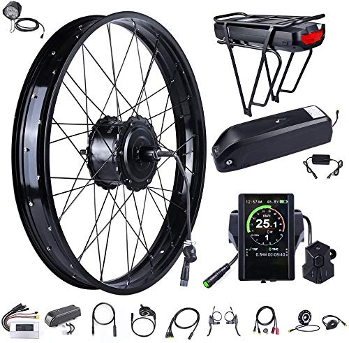 BAFAGN 48V 750W Ebike Conversion Kit DIY Electric...