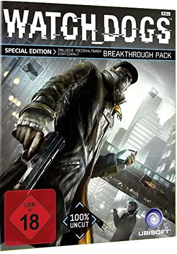 Watch Dogs - Special Edition [Sony PlayStation 4]