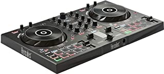 Hercules DJControl Inpulse 300 | 2 Channel USB Controller, with Beatmatch Guide, DJ Academy and full DJ software DJUCED included