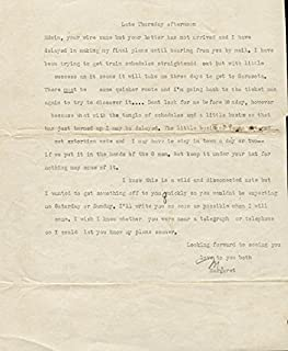 Margaret Mitchell - Typed Letter Signed