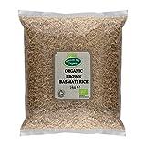 Organic Brown Basmati Rice 5kg by Hatton Hill Organic