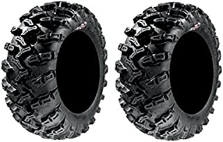 Pair of GBC Grim Reaper Radial (8ply) ATV Tires [23x8-12] (2)