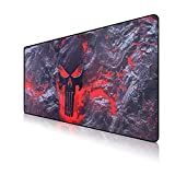 Mouse Pad, Gaming Large Mousepad with Extended Waterproof Surface