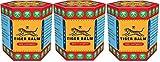 3 bálsamo de tigre rojo 21 g | Tigre Bálsamo Pomada Rojo