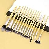 14pcs Yy Pro 12/13/14 Pcs Makeup Brushes Set Foundation Brush Eye Shadow Blending Eyeliner Eyelash Eyebrow Lip Brushes Make Up Brushes