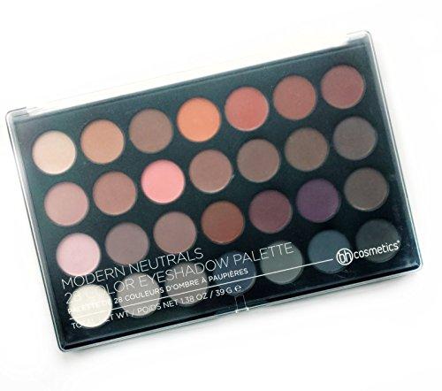BH Cosmetics Modern Neutrals 28 Color Matte...