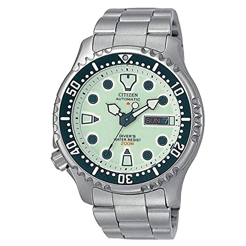CITIZEN PROMASTER DIVERS-Mecánico NY0040-50W