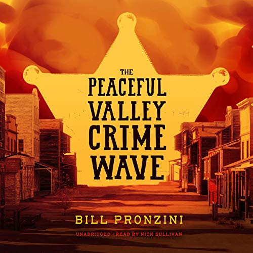The Peaceful Valley Crime Wave cover art