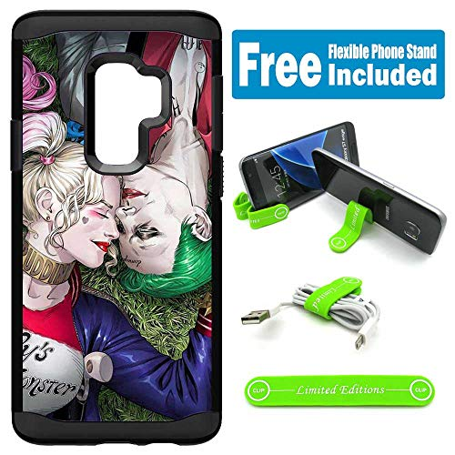 514JDPcUBsL Harley Quinn Phone Case Galaxy s9 plus