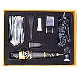 Zwen Kits de máquina de Maquillaje Permanente Golden Dragon Profesional Máquina de Tatua...