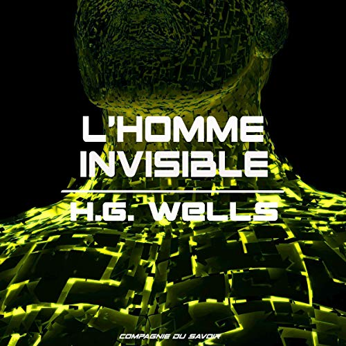 L'homme invisible cover art