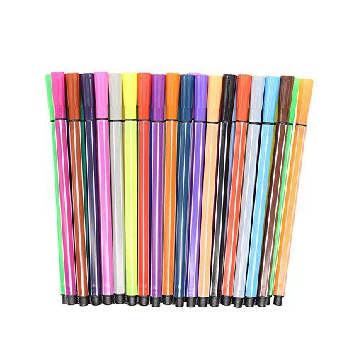 SSSZKJY Disegno Cancelleria Acquarello Set di matite 36 Dipinti a Colori Arte Materiale Scolastico per Penna Graffiti
