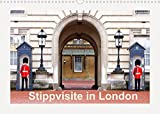 Stippvisite in London (Wandkalender 2022 DIN A3 quer)