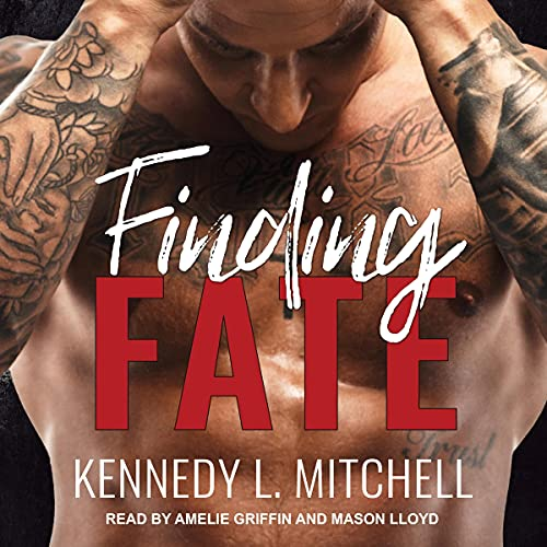 Finding Fate Audiobook By Kennedy L. Mitchell cover art