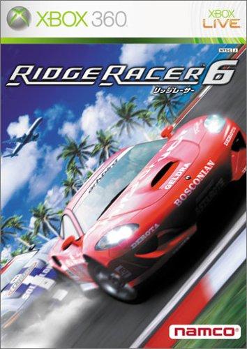 ナムコ『リッジレーサー 6』
