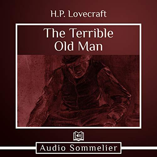 Page de couverture de The Terrible Old Man