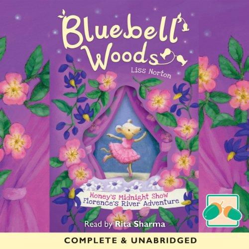 Bluebell Woods audiobook cover art