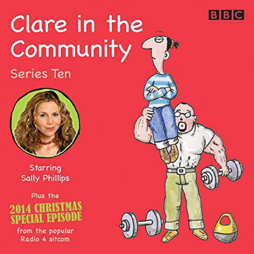 Clare in the Community: Series 10 audiobook cover art
