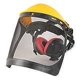 Captelec Visor DIY - Protección para los ojos y los oídos