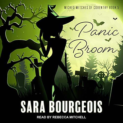 Panic Broom cover art