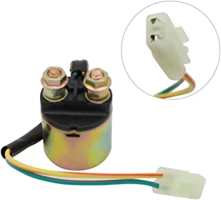 Cyleto Starter Solenoid Relay for HONDA TRX200 TRX 350 TRX400 TRX450 TRX450R TRX450ES TRX500 TRX650 TRX680 FOURTRAX FOREMAN RUBICON RANCHER (Check the Detail Compatibility In Description)