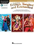 Songs from Frozen, Tangled & Enchanted - Horn: Instrumental Play-Along (Hal Leonard Instrumental Play-along)