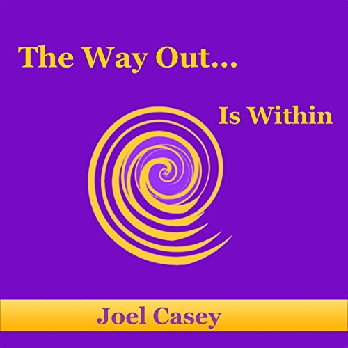 THE WAY OUT...Is Within audiobook cover art