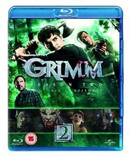 Grimm - Season 2 [Blu-ray] [2013] (B00C97B2YK) | Amazon price tracker / tracking, Amazon price history charts, Amazon price watches, Amazon price drop alerts