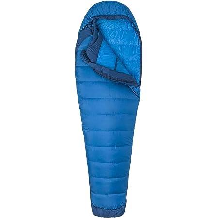 Sacco a Pelo Estivo Leggero 168 cm Mummia Marmot Wms Trestles Elite Eco 20 Midnight//Storm Ideale per Il Campeggio e Il Trekking Donna per Le Donne