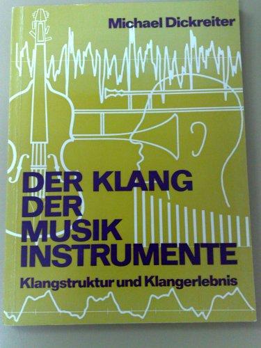Der Klang der Musikintrumente