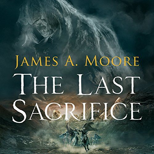 The Last Sacrifice audiobook cover art