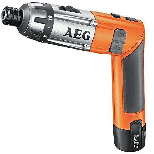 AEG SE 3,6 Li (2x1,5 Ah Li-Ion) Akku-Kompaktschrauber