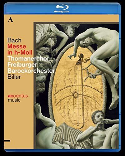 Johann S. Bach - h-Moll Messe [Blu-ray]